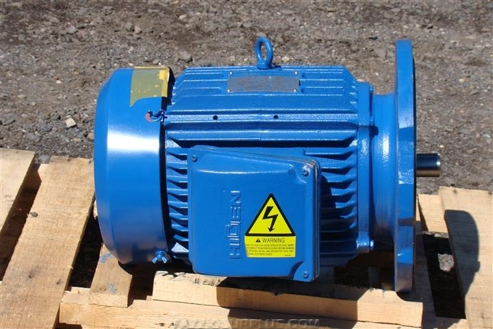 Higen Electric Motor 10 Hp 200 208 220v 132m Frame
