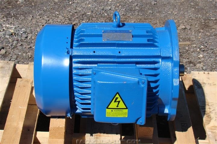 Higen 13hp Electric Motor 440 460 480v Frame 160m