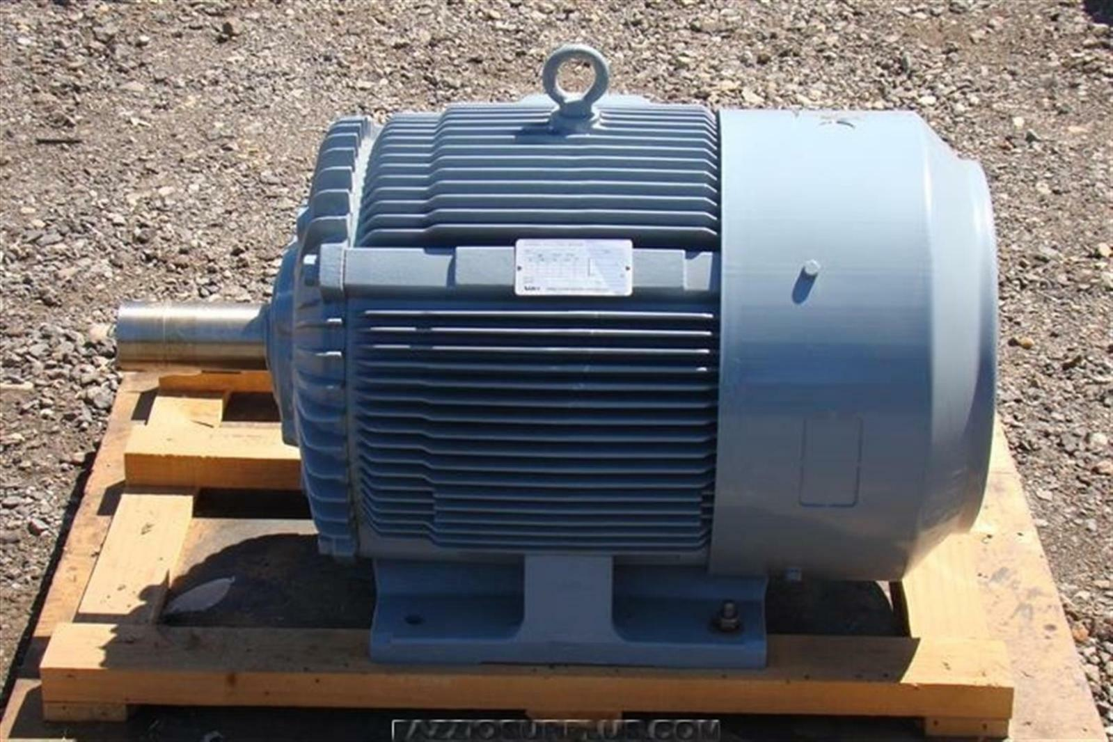 nidec electric motor 30kw 40 hp 440v 3 phase 6315zzc3 For40 Hp 3 Phase Electric Motor