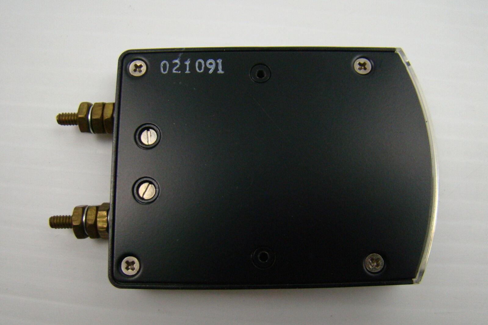 Simpson Panel Meter : Simpson edgewise panel meter ebay