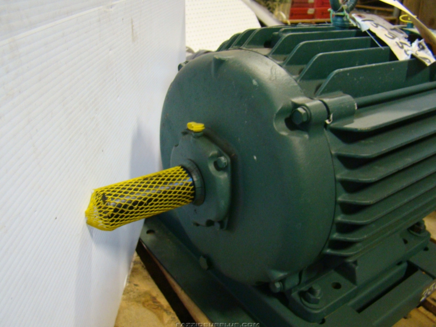 Baldor super e 20hp electric motor 230 460v 3 em2334t ebay for Electric motor 20 hp