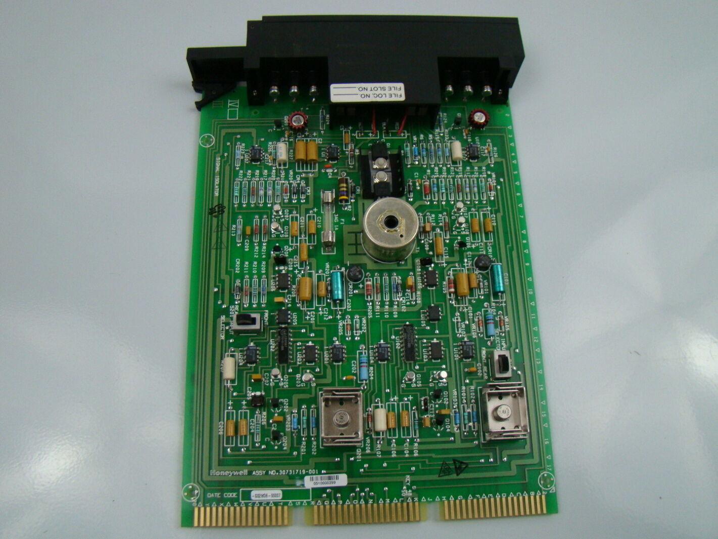 Signal Isolation Circuit : Honeywell assy no signal isolator circuit