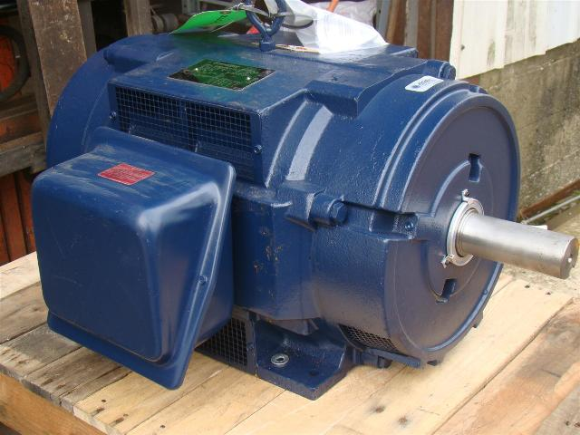 Marathon Electric 3 Phase Motor 30 Hp 1775 Rpm Model