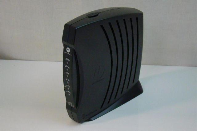 motorola cable modem. motorola surfboard cable modem 515291-017-00 sb5101 l