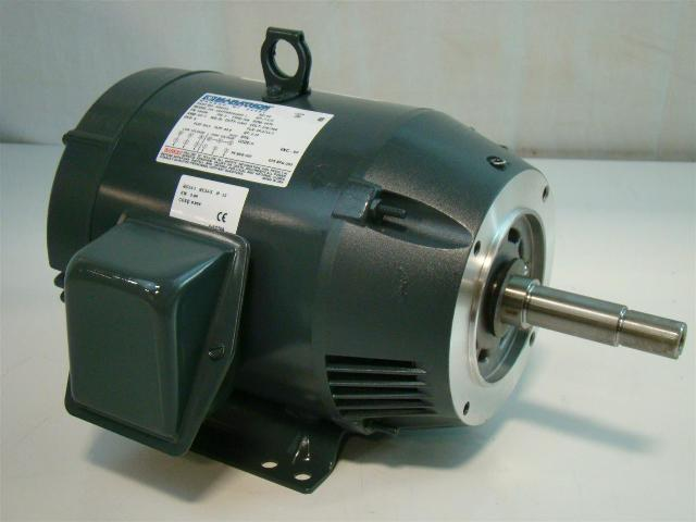 Marathon Electric Inverter Duty 7 1 2hp Electric Motor