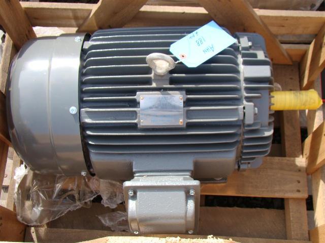Teco Westinghouse 10hp Motor Max Se 3ph 1170rpm 230 460v