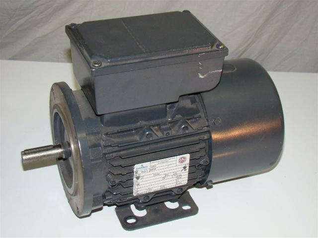 Emerson Electric Motor 1 2hp 208 230 460v 1720rpm 2 1a