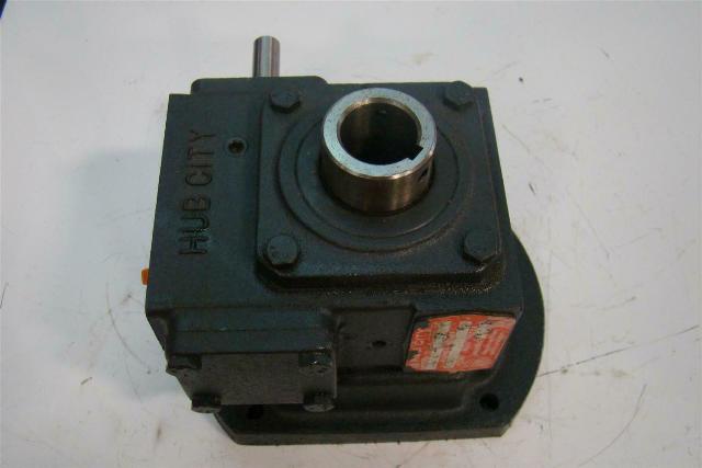 Hub City Gear Reducer Ratio 7 5 1 R Model 183 0220 60282