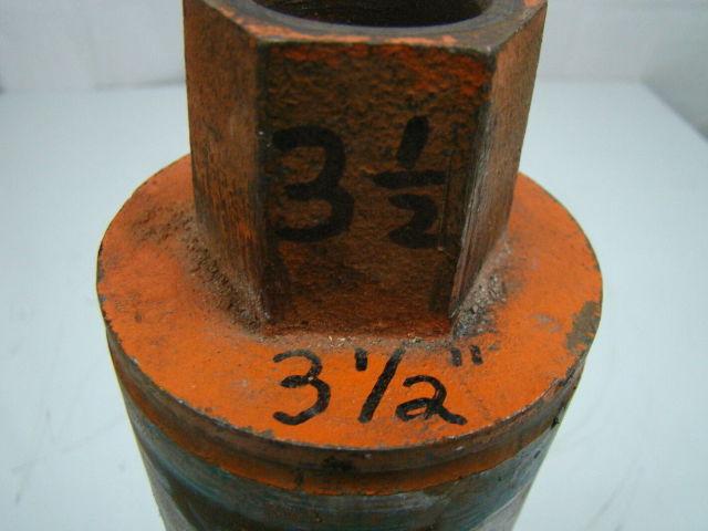 "3.5"" x 14"" Masonry & Concrete Diamond Core Bit"