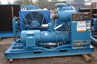 150hp Quincy Rotary Screw Air Compressor 460v  78,000HRS  Power$YNC Controls