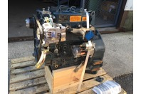 Kubota D905 Diesel Engine 3-Cyl 1G97831000 Complete w/ Starter, Alternator 12v