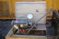 INSULATED HYDRAULIC POWER UNIT  PUMP .5 HP  Stainless Tank 115/230