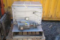 INSULATED HYDRAULIC POWER UNIT  PUMP 1/2 HP   Stainless Tank 115/230