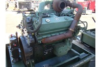 Detroit Series 92 Diesel Engine Turbocharged/Supercharged 500HP 8V92TA