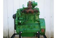 John Deere Diesel Engine 4.5L Turbocharged 4-cylinder 96-23579 4045TF151
