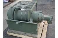 DP Manufacturing Hydraulic Military Recovery Winch 55,000 lb Capacity Model 5188