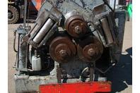 Buffalo Vertical Bending Roll Heavy Duty Mechanical Angle Roll No. 1 VBR