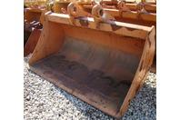 """SEC 86"""" Excavator Bucket 100mm Pins x 435mm Deere 882 Hitachi EX C/N60-86"""