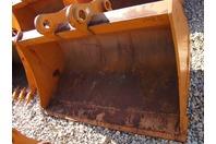 """SEC 83"""" Excavator Bucket 90mm x 80mm Pins x 385mm Cat 330-L C/N60-83"""