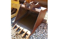 "36"" Excavator Bucket 62mm x 45mm Pins x 8-3/8"""
