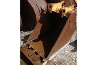 """24"""" Backhoe Bucket 50mm & 45mm Pins Caterpillar 416 Loader"""