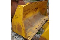 "JCB 96"" x 44"" High Volume Loader Bucket 45mm Pins x 28-5/16"" Model E-280"