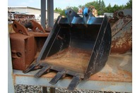 "18"" Excavator Bucket with Teeth 32mm x 5-3/8"" 2-7047"