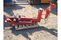 GGR Mini Crane Hydraulic Manipulator for Forklift, manual hand pump LAH140