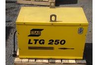 ESAB 250A TIG Welder Squarewave Constant Current LTG250 230/440/550v