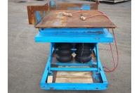 """Air-Castor Pneumatic Lift/Tilt Table VBH-4404 44""""x56"""" Deck"""