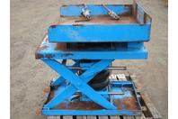 """Air-Castor Pneumatic Lift/Tilt Table 35""""x35"""""""
