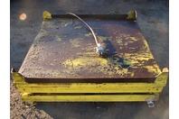 "Scott 0827964 Pneumatic Lift/Tilt Table 48""x51"" 4000lbs MAX"