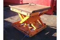 Omni Tech 4000LB. Pneumatic Lift Table L-24-45X48-4500A