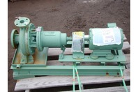 TACO 5HP Centrifugal Pump 8GPM 208-230/460v 3PH F11509E2EAJ1L00