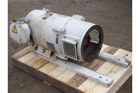 Misubishi Superline Three Phase Induction Motor 480v 1750rpm 160LD 25HP, SB-JR