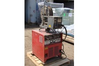 Lincoln IdealArc  Arc Welder , R25-325 with Lincoln Wire Feeder LN-7, 230/460v
