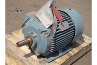 Reliance Electric AC Motor 15HP, 1765 RPM, Frame: 254T (460v/3PH/60Hz) , 02MAN68311