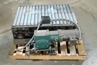 FKI Logistex  Roller Conveyer with Baldor Tigear 2 Industrial Motor (3/4 HP)