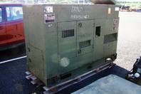 2011 60 kw Diesel Generator 3-Phase, 6.8L John Deere Engine, Onboard Software