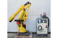 Fanuc S-420iW 6-Axis S-Series Robot & R-J2 Control System, Factory Refurbished