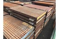 A-Grade 5 FT. x 10 FT. Acorn Welding Platen Layout Table 5x10