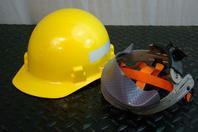 MSA Type I Protective Helmet