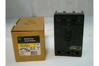 General Electric Circuit Breaker 240AC 250DC 3Poles TEB132080WL