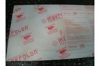 "Sheffield Makrolon Extruded Polycarbonate Clear .177"" (3/16"")  52""x12-1/4"""