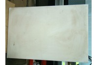"HDPE Sheet 1-3/4""thickness x31.625""x48.25"" High-density Polyethylene"