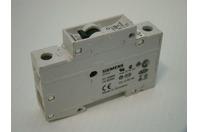 Siemens Miniature Circuit Breaker 4A Din Mount 230/400Vac 5SX2