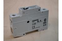 Siemens Circuit Breaker D1 DIN Mount 230/400V 277Vac 5SX21