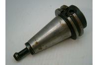 Lyndex CAT40 Taper Shank Steel Stub End Mill Holder C40S6-0750