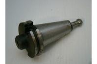 Lyndex CAT40 Taper Shank Steel Stub End Mill Holder C40S6 0375