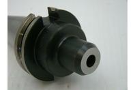 Lyndex CAT40 Taper Shank Steel Standard End Mill Holder C4006-0375